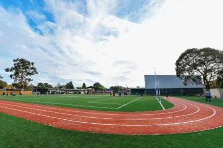 School Oval