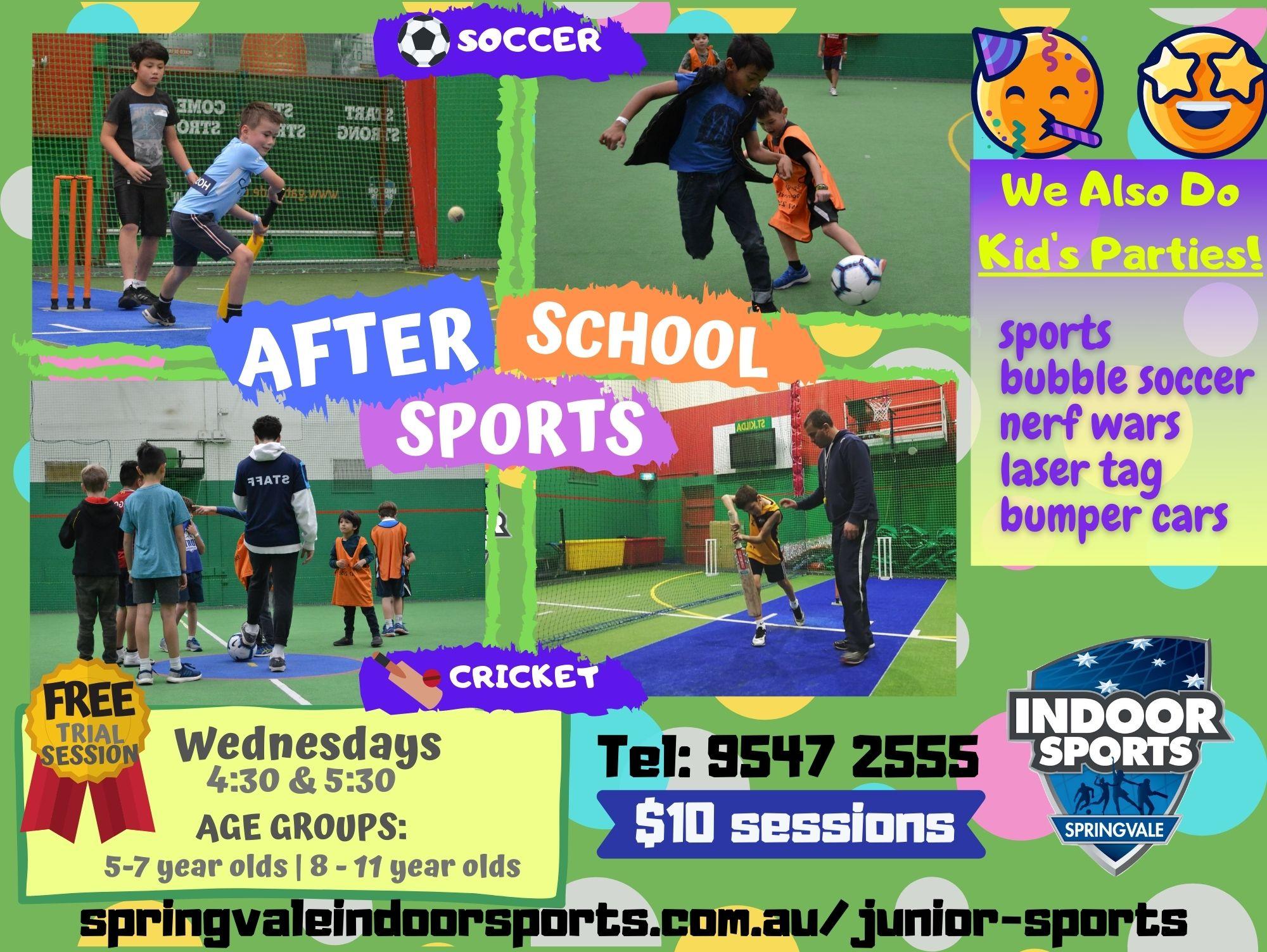 Springvale Indoor Sports